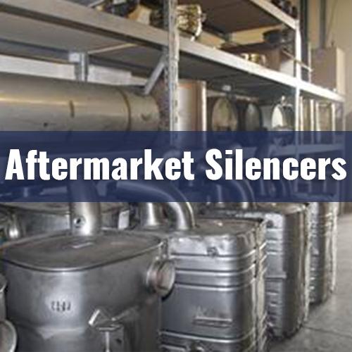 Aftermarket silencers