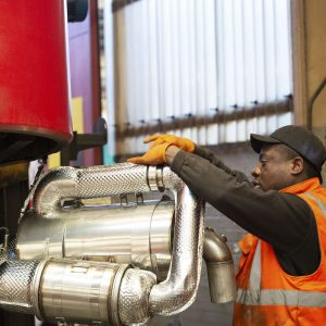 Excalibre Technologies offer DPF cleaning, retrofit SCR systems, aftermarket silencers and catalytic converters.