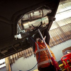 DPF Cleaning and Retrofit solutions