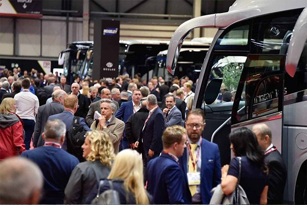 emission control systems at the Coach and Bus show 2019