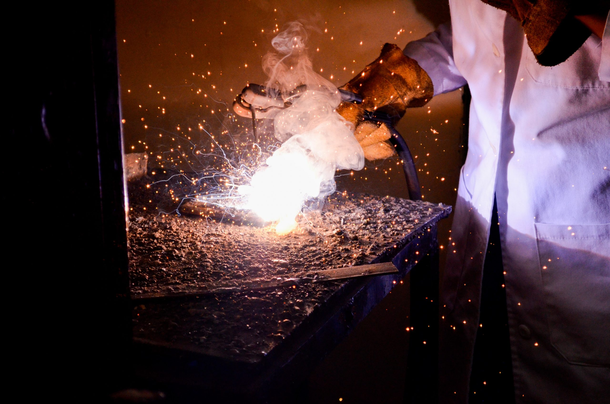 Welding services during Covid-19