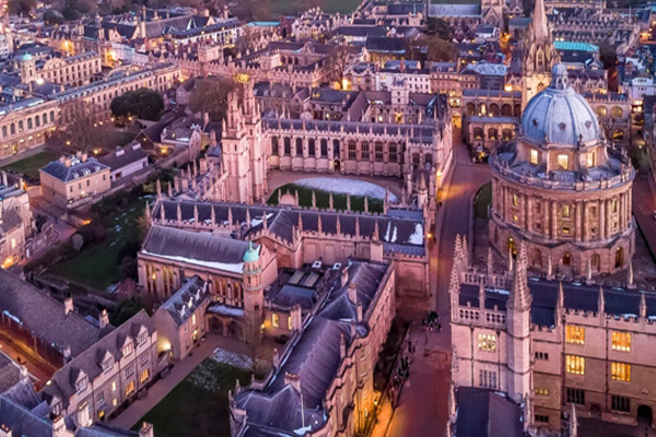 Oxford to become carbon-neutral